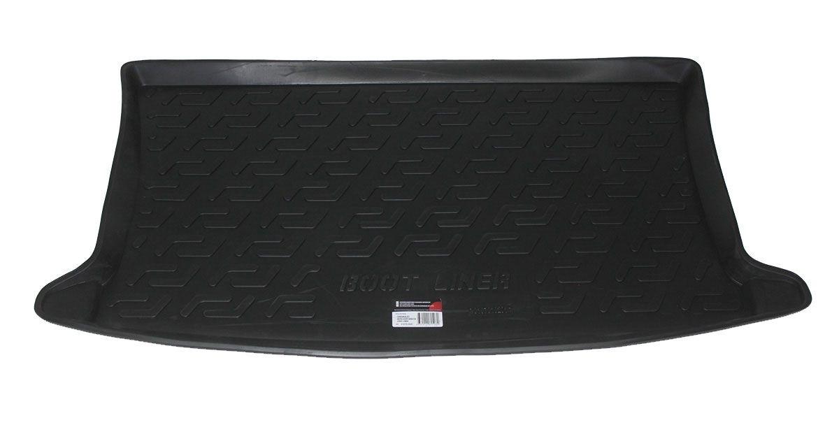 Коврик в багажник для Chevrolet Aveo HB (03-06) 107010200
