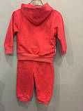 Костюм для девочки из теплого трикотажа, фото 3