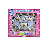 Набор фарфоровой посуды, 15 предметов, (в ассорт.) 368-3/4/5 ТМ: Bk Toys Ltd