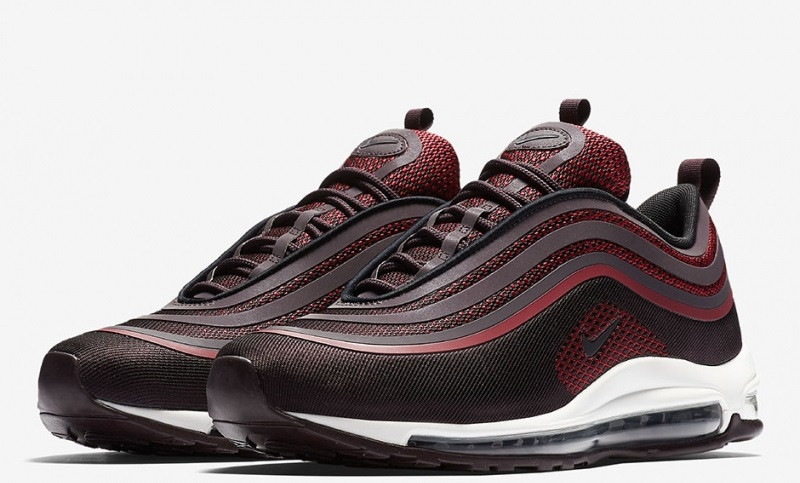 Мужские кроссовки Nike Air Max 97 Bordoux