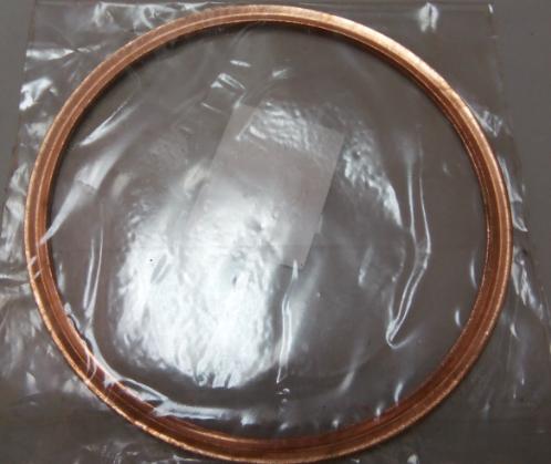 Кольцо под гильзу медное комплект 4 шт