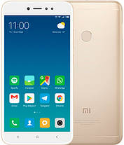 Смартфон Xiaomi Redmi Note 5A Prime 3/32Gb Глобальная Прошивка Gold Гарантия 3 месяца / 12 месяцев, фото 3