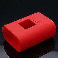Чехол для Smok Alien AL85 Силиконовый (Silicone Case) Red