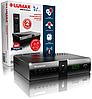 Цифровой эфирный Тюнер T2 Lumax DV2106HD Тюнер Т2 с экраном