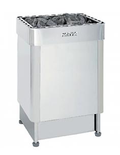 Электрокаменка Harvia Senator T9 - напольная печь для сауны, требует пульт