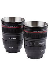 Термочашки объектив Canon 2 шт.