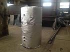 Буферная емкость БЕМ-3-1500 литров, два змеевика, с изоляцией, фото 5
