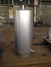 Буферная емкость БЕМ-3-2000 литров, два змеевика, фото 4