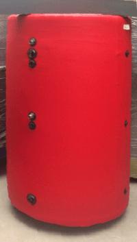 Теплоаккумулятор Teplov 500 л + чехол мин.вата
