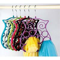 Органайзер для платков Сова фиолетовый, фото 1