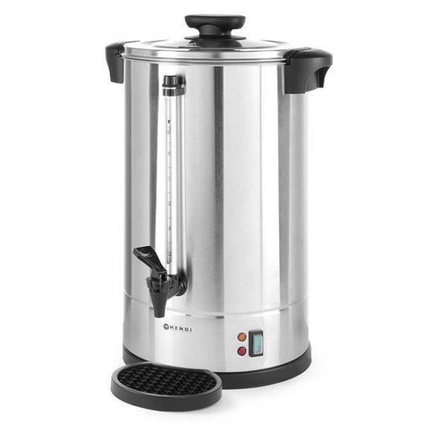 Кипятильник - кофеварочная машина с двойными стенками, 12 л HENDI 211359