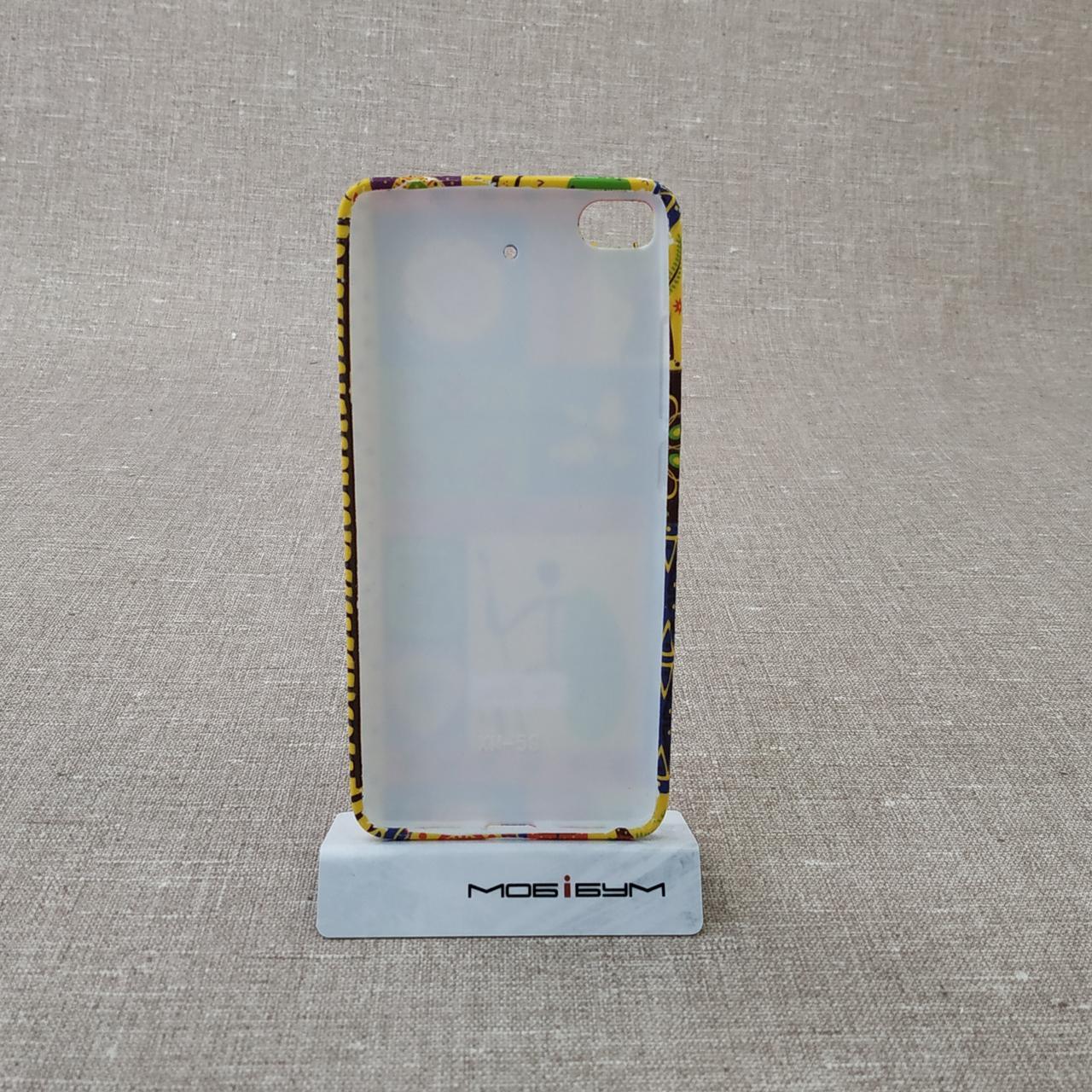 Чехол TPU светящийся Xiaomi Mi5s