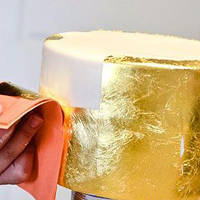 Пищевое сусальное золото (1 лист)