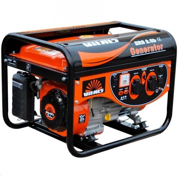 Генератор комбинированный (газ/бензин) Vitals ERS 2.0bg (2,0 кВт)