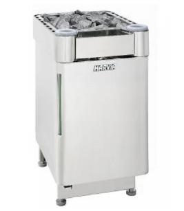 Электрокаменка Harvia Senator T9C - напольная печь для сауны с парогенератором