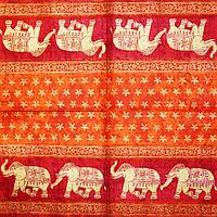 Декупажные салфетки слоны 1311