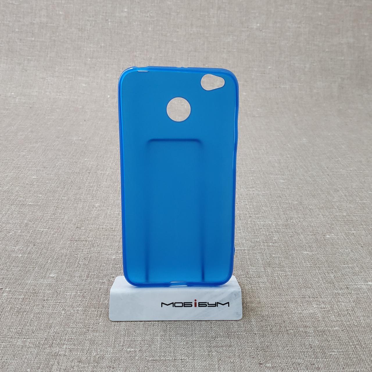 TPU Xiaomi Redmi 4x blue 4X Для телефона