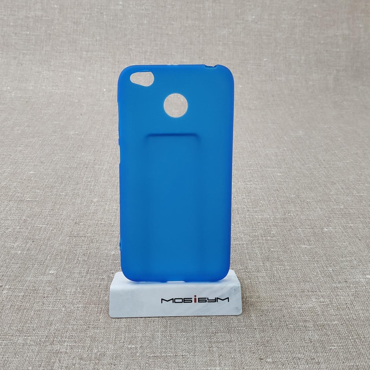 Чехол TPU Xiaomi Redmi 4x blue