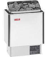 Электрическая печь для сауны Helo CUP 80ST хром