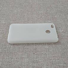 Чехол TPU Xiaomi Redmi 4x white, фото 3