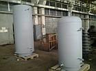 Буферная емкость БЕМ-2-1500 литров, один змеевик, с изоляцией, фото 9