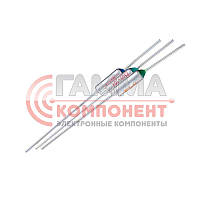 Термопредохранитель TZD-128 (128°C, 10А, 250V)