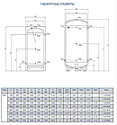 Накопительный бак санитарной горячей воды Elbi SAC 3000, фото 3