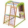 Дитячий спортивний комплекс для будинку BabyWood Plus SportBaby, фото 3