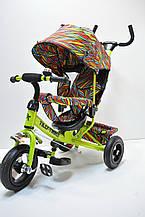 Велосипед трехколесный Tilly Combi T-351