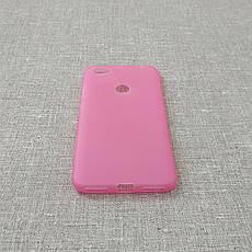 Чехол TPU Xiaomi Redmi Note 5a pink, фото 2