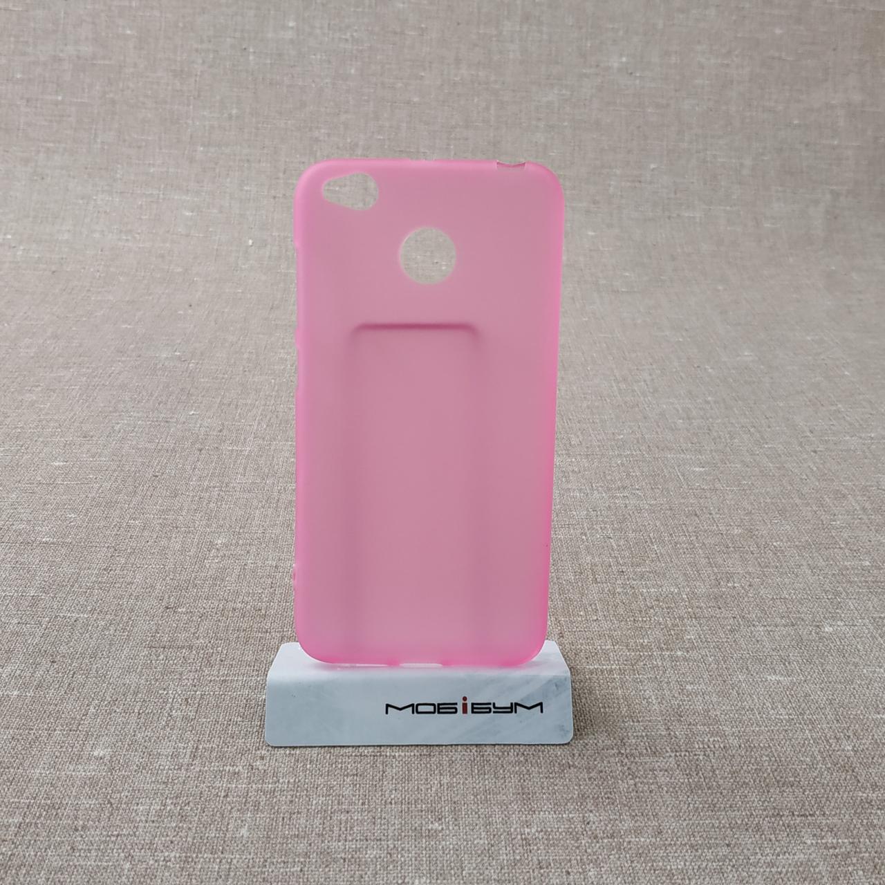 Чехол TPU Xiaomi Redmi 4x pink
