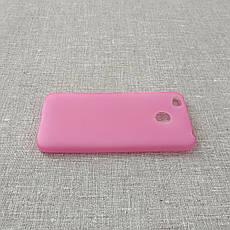Чехол TPU Xiaomi Redmi 4x pink, фото 3