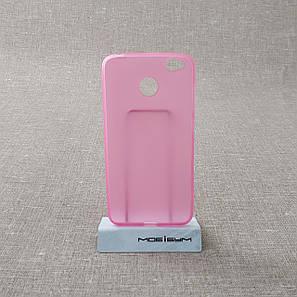 Чехол TPU Xiaomi Redmi 4x pink, фото 2