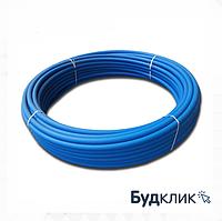 Труба Полиэтиленовая Акведук Синяя Питьевая Пэ80 D90*4,3 Pn6