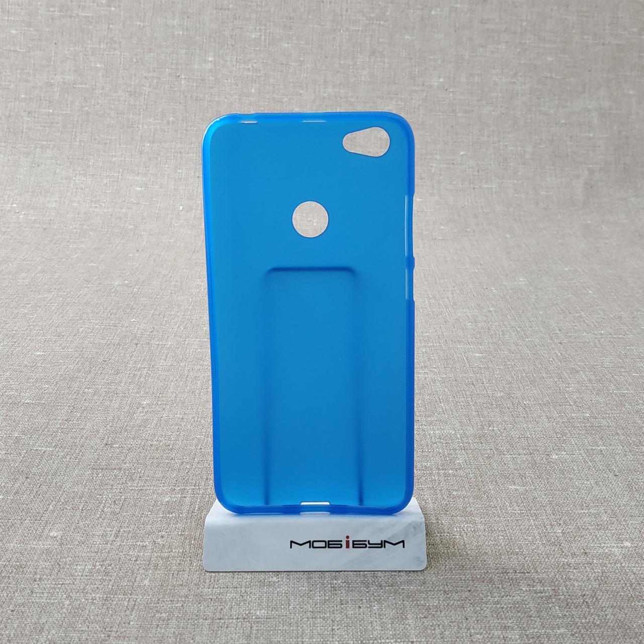 Чехол TPU Xiaomi Redmi Note 5a blue