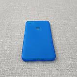 Чехол TPU Xiaomi Redmi Note 5a blue, фото 3
