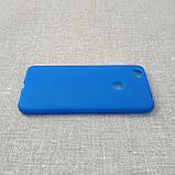 Чехол TPU Xiaomi Redmi Note 5a blue, фото 4