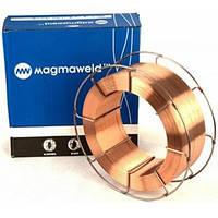 Дріт зварювальний обміднений Magmaweld MG-2 діам.1,2 мм (15кг. )