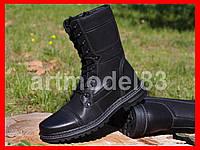 Сапоги, ботинки, берцы мужские зимние Comfortable Прошиты 40-45 40