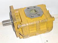 Насос гидравлический CBGj3160 на погрузчик XCMG, Foton, TOTA, ZL30G ZL50G LW541 XZ636 XZ656 ZL50F SEM660, фото 1