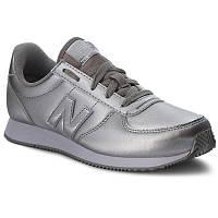 Кроссовки женские NEW BALANCE KL220GIY Silver
