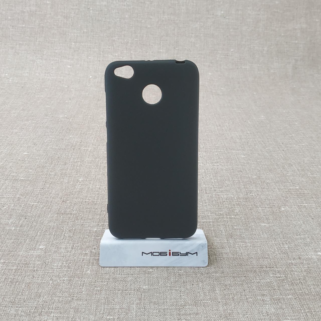 Чехол TPU Xiaomi Redmi 4x black