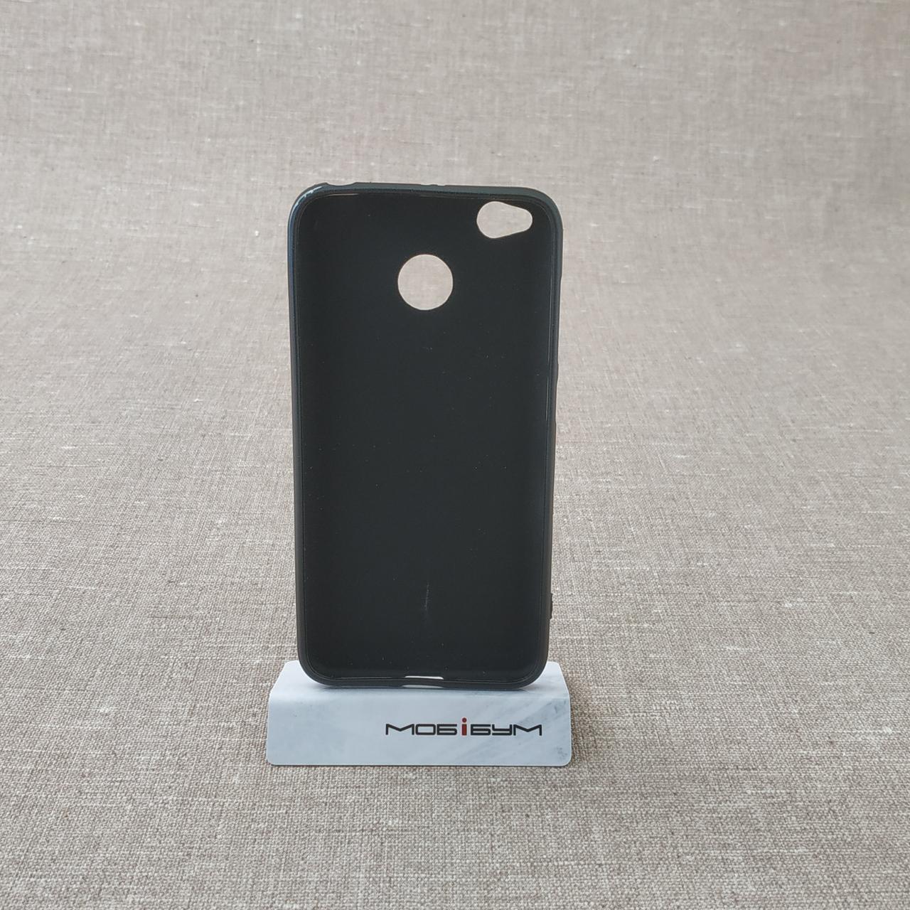 Чехлы для Xiaomi Redmi 4X TPU 4x black