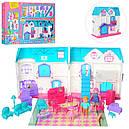 Кукольный дом 1205АВ Doll House (звук, свет, мебель, фигурки) , фото 3