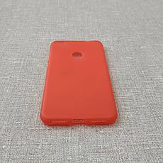 Чехол TPU Huawei P8 Lite 2017 red, фото 2