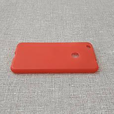 Чехол TPU Huawei P8 Lite 2017 red, фото 3