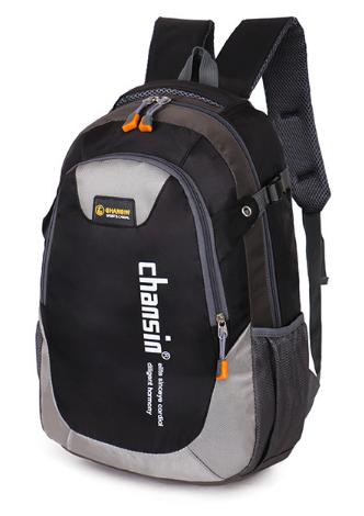 Рюкзак чорний Chansin