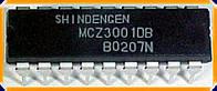 Микросхема MCZ3001DB (CXD9841P)