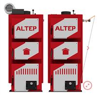 Котел твердотопливный Altep (Альтеп) Classic PLUS 16 кВт. Бесплатная доставка.