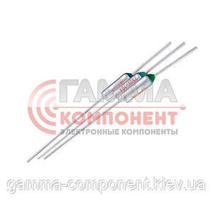 Термопредохранитель TZD-060 (60°C, 10А, 250V)
